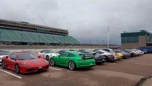 "AMR Porsche Spring ""Shake Down"" HPDE"