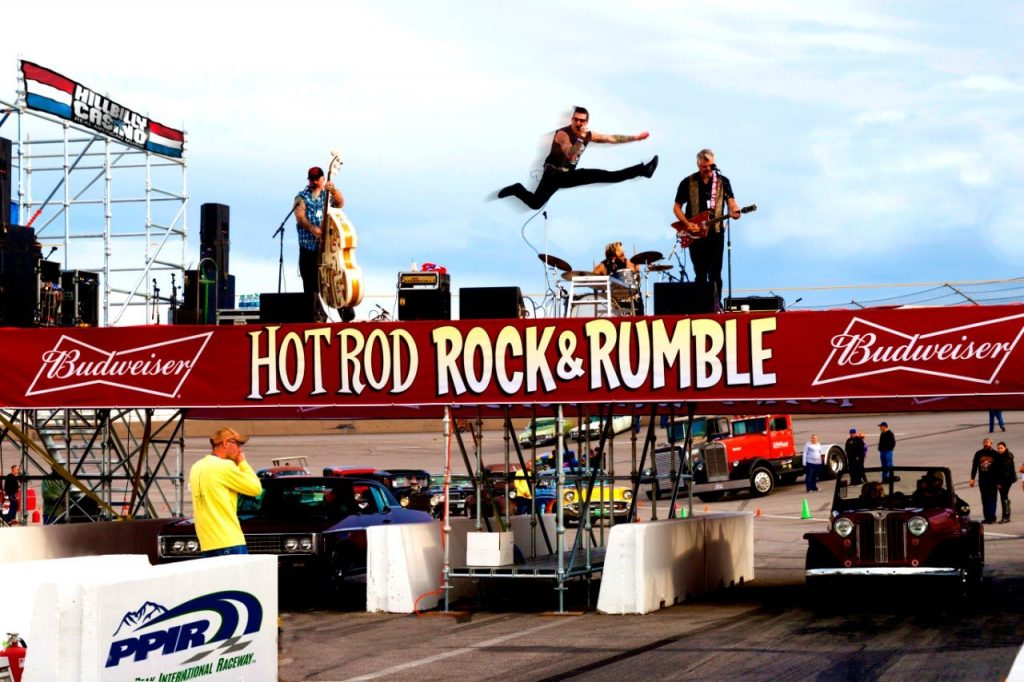 Hot Rod Rock and Rumble